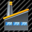 coal, construction, factory, nature, technology