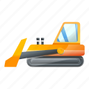 construction, equipment, excavator, technology