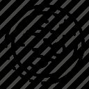 cells, petri, thin, vector, yul930 icon