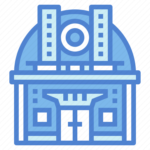 astronomy, observatory, space, telescope icon