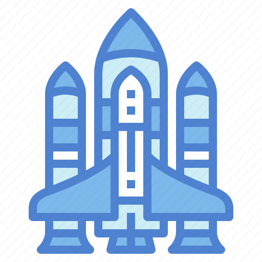 launch, rocket, ship, spaceship, transportation icon