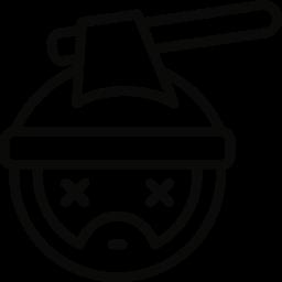 axe, murder icon