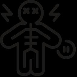 electro, shock icon