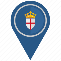 country, england, geo, location, pointer icon