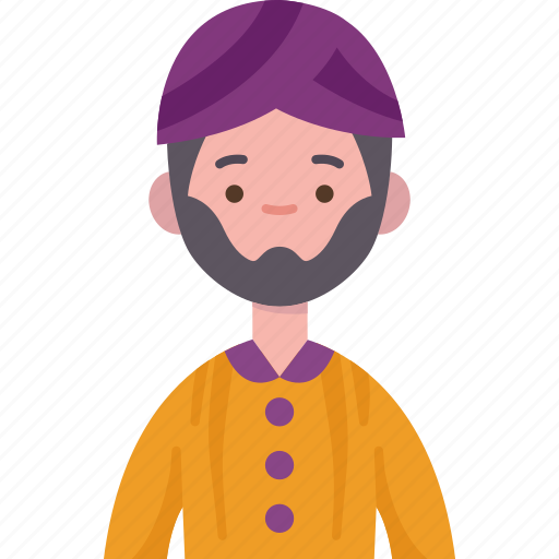 Indian, asia, costume, traditional, nationality icon - Download on Iconfinder