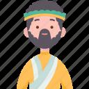 philippine, man, oriental, costume, nationality