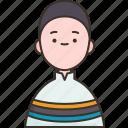 bolivian, peruvian, nationality, male, costume