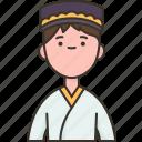 tajikistan, tajiks, folk, costume, nationality
