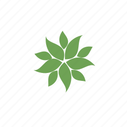 alive, design, eco, flower, life, living, plant icon