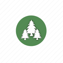 design, eco, forest, life, natural, nature, tree icon