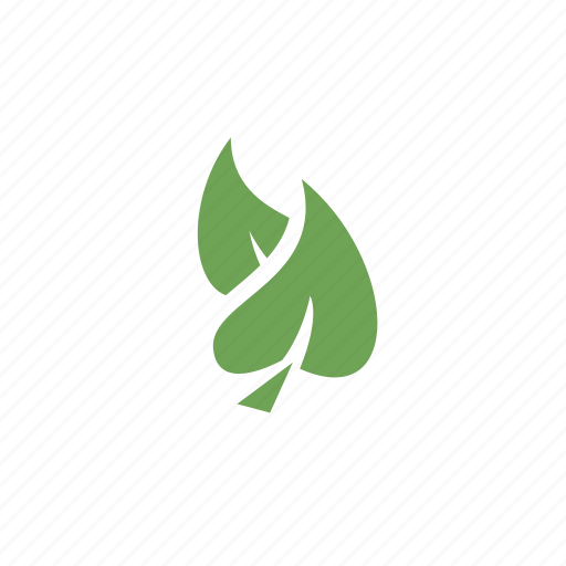 eco, green, leaf, leaves, life, natural, nature icon