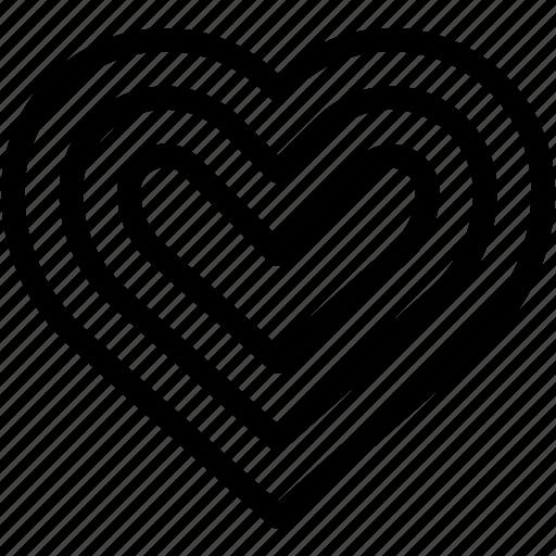 beauty, care, health, heart, love, wellbeing, wellness icon