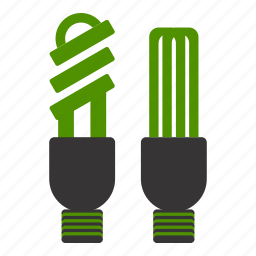 basic, bulb, electric, energy, green, idea, lamp, natural, nature, power icon