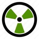 explosion, radioactive, rdx, science icon