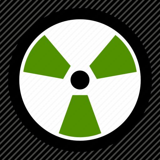 explosion, radioactive, rdx, science icon