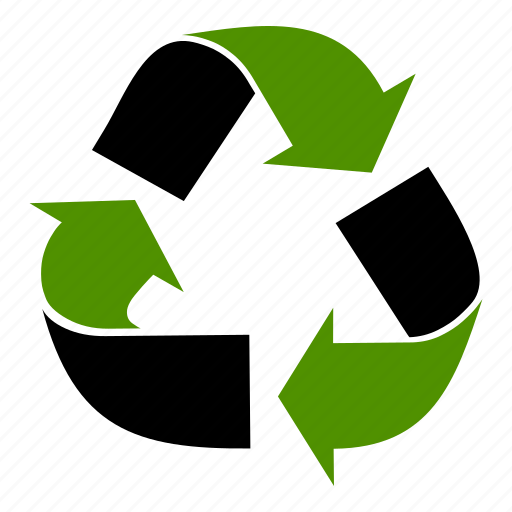 eco, recycle, reduse, reuse icon