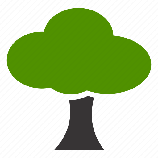 ecology, environment, green, natural, nature, tree icon