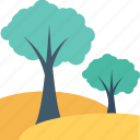 cypress tree, greenery, nature, shrub tree, trees icon