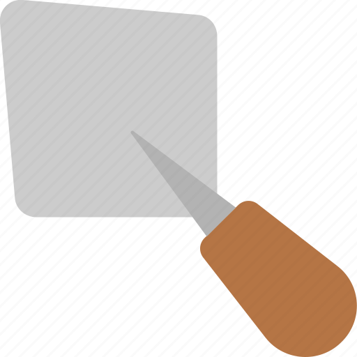construction, garden tool, shovel, spade, trowel icon