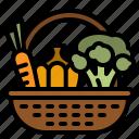 vegetable, vegetables, healthy, food, salad