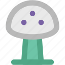 fungus, mushroom, oyster mushrooms, toadstool, vegetable icon