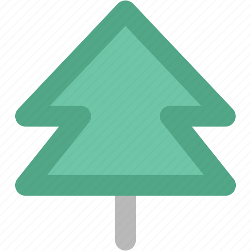 ecology, fir tree, forest, nature tree, pine, spruce, tree icon