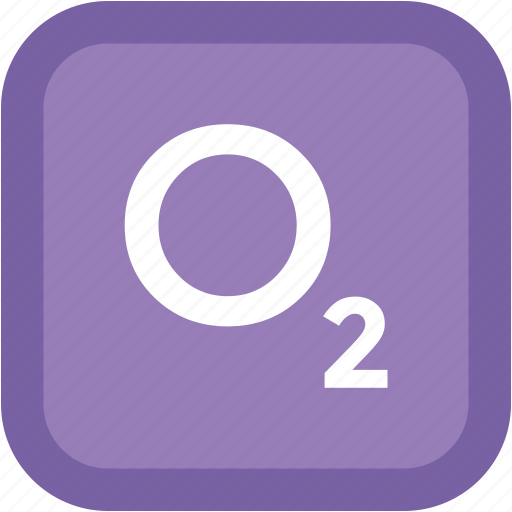 air, air breathe, air symbol, atomic number, breathe, o2, oxygen icon