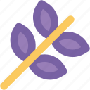 daisy, eco, ecology, flower with stem, leaf stem, leaves, nature icon