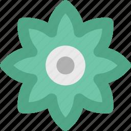 blossom, blossoming, floral, flower, sagittaria graminea, sunflower icon