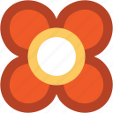 cowslip, decoration, floral, flower, primrose, summer icon