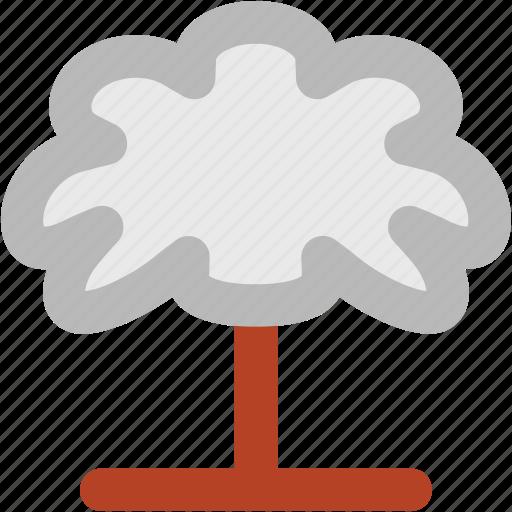 ash, ecology, generic tree, greenness, nature, shrub tree, tree icon