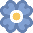 blossom, flower, bloom, flower and leaf, macro flower icon