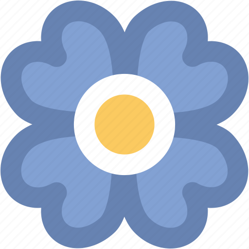 bloom, blossom, flower, flower and leaf, macro flower icon