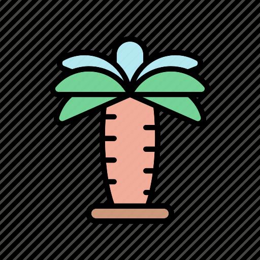cactus, nature, travelling icon