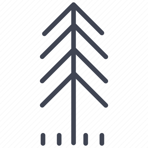 Pine, tree, forest, nature, plant icon - Download on Iconfinder