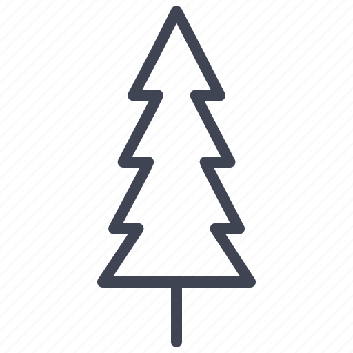 christmas, ecology, forest, nature, pine, small, tree icon