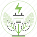 alternative, ecology, energy, green, nature, renewable icon