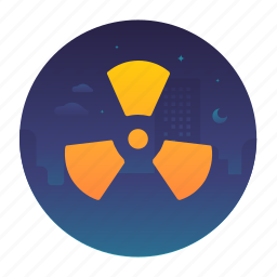 danger, ecology, hazardous, nuclear