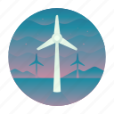 ecology, energy, power, windmill