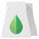 bio, care, eco, reactor, recycle icon
