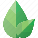 bio, eco, leaf, leafs, nature icon