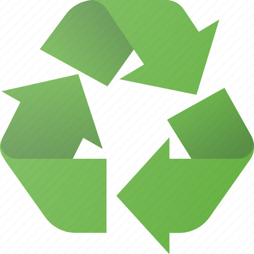 eco, ecology, recycle, renew, waste icon