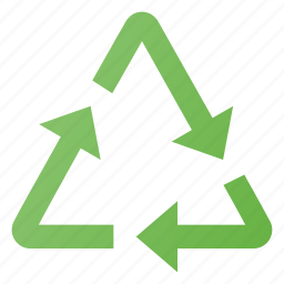 eco, ecology, recycle, renew, waste icon