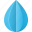 drop, natural, recycle, water, waterdrop icon