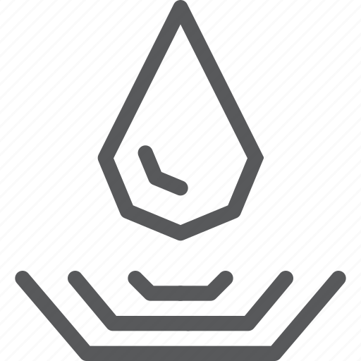 drip, drop, ecology, natural, save, tear, water icon