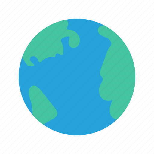 earth, global, planet, universe, world icon