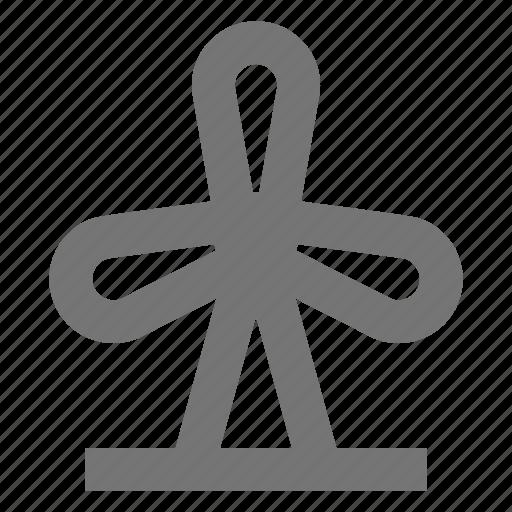 turbine, windmill icon