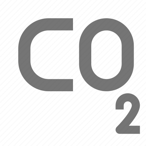 carbon dioxide, nature icon