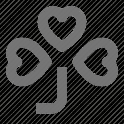 clover, plant icon