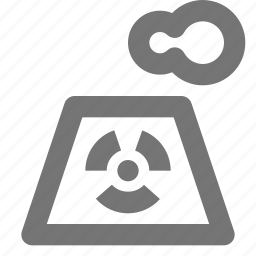 nuclear, power plant icon